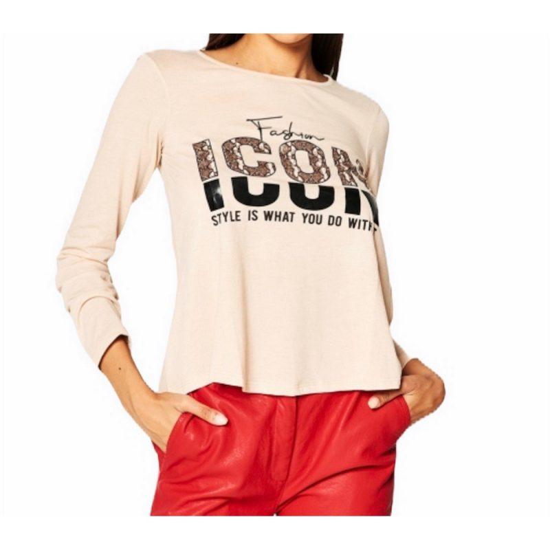 Blouza Me Typoma Fashion Icon Lynne 58079 E Defilegr
